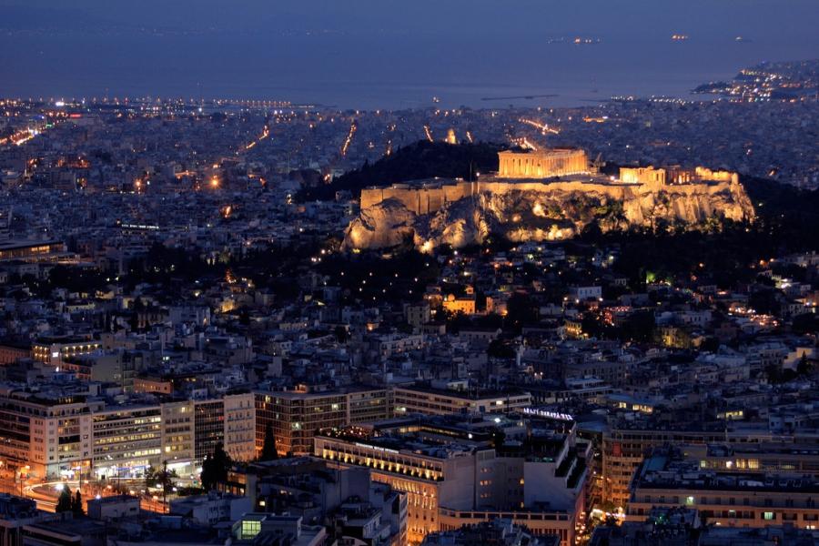 1 день  в центре нового и античного города