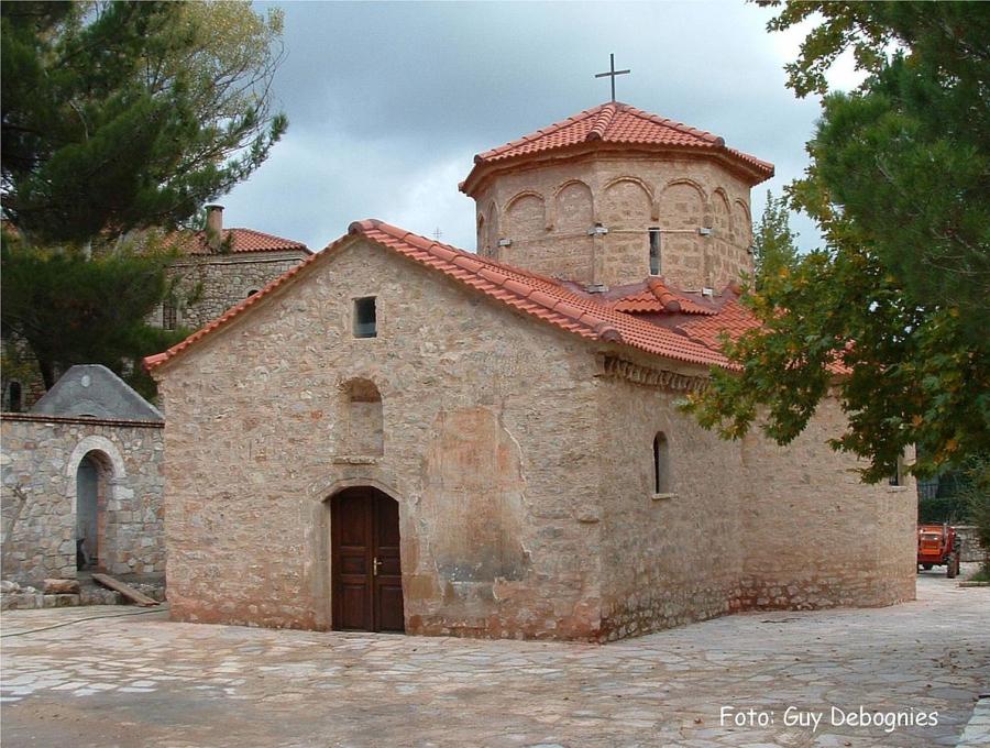 Монастырь Агиа Лавра ( Святая Лавра)