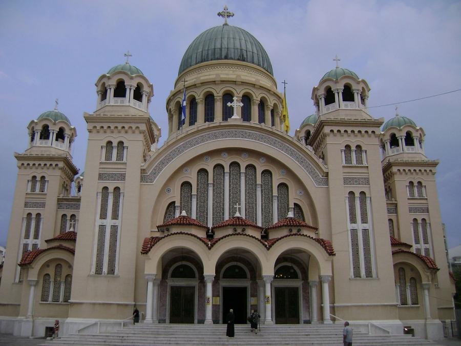 Собор Андрея Первозванного (Патры)