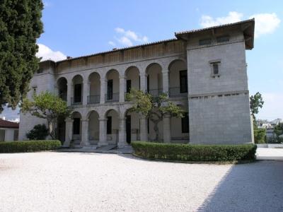 Афины и Христианство. Христианский Византийский Музей