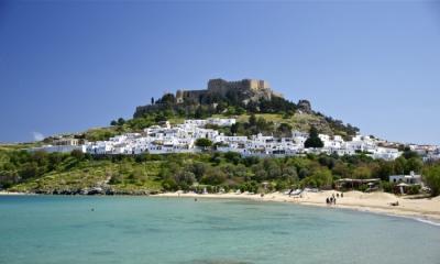 Линдос – Родос. Боевая мощь  Родоса и  его непреступные крепости.