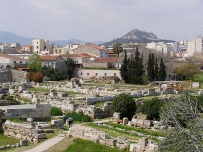 Керамик -  Aнтичное кладбище. Ритуальные церемонии, взгляды и обычаи древности.