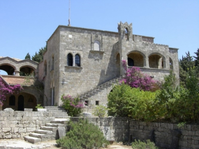 Филеримос - Родос. За таинственным средневековым занавесом - какая она эпоха орденов, рыцарей и магистров?