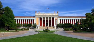 Национальный Археологический Музей. Заглянем в сокровищницу  наследия греческого этноса?!